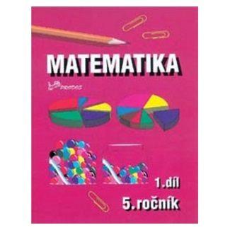 Josef Molnár, Hana Mikulenková: Matematika pro 5. ročník cena od 38 Kč