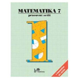 Libor Lepík, Jan Slouka: Matematika 7 Pracovní sešit 1 cena od 57 Kč