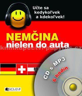 FRAGMENT Nemčina nielen do auta cena od 152 Kč