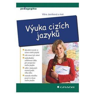 Věra Janíková: Výuka cizích jazyků cena od 195 Kč