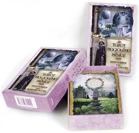 Barbara Moore: Tarot magického měsíce cena od 336 Kč