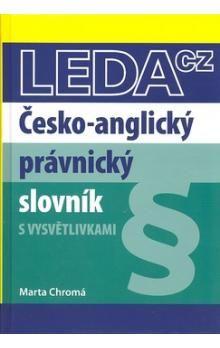 LEDA Česko-anglický právnický slovník cena od 327 Kč