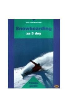 KOPP Snowboarding za 3 dny cena od 128 Kč