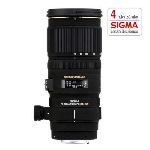 Sigma 70-200mm F2.8 APO EX DG OS HSM Nikon