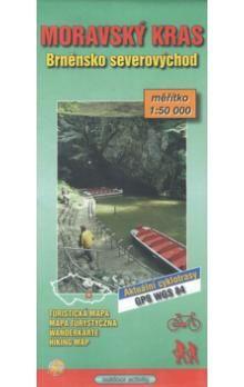 JENA Moravský Kras 1:50 000 cena od 40 Kč