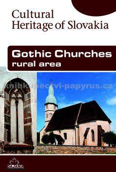 Štefan Podolinský: Gothic Churches cena od 235 Kč
