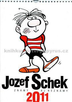 Jozef Schek: Jozef Shek známy aj neznámy 2011 cena od 186 Kč