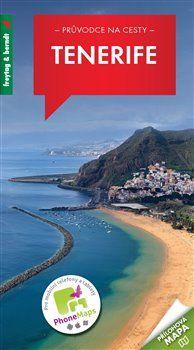 Freytag-Berndt Tenerife - průvodce na cesty cena od 224 Kč