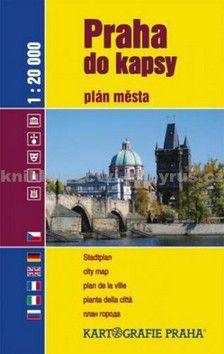Kartografie PRAHA Praha do kapsy cena od 59 Kč