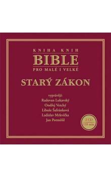 CD Bible pro malé i velké - Starý zákon - 2CD cena od 136 Kč