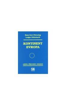 Ludger Kühnhardt, Hans-Gert Pöttering: Kontinent Evropa cena od 165 Kč