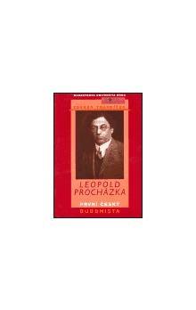 Zdeněk Trávníček: Leopold Procházka - první český buddhista cena od 102 Kč
