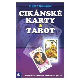 Lenka Vdovjaková: Cikánské karty a tarot cena od 146 Kč