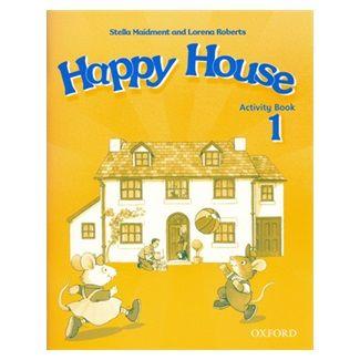 Falla Tim, Davies Paul A.: Happy House 1 AB cena od 159 Kč
