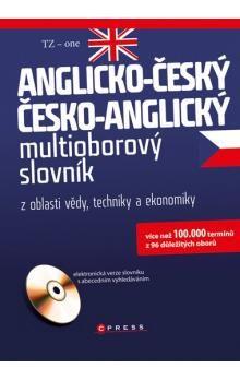 TZ-one: Anglicko-český, česko-anglický multioborový slovník cena od 557 Kč