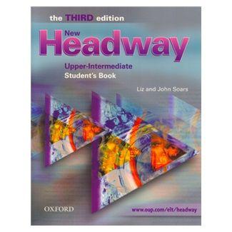 John a Liz Soars: NEW HEADWAY UPPER-INT/NEW ED/SB cena od 376 Kč
