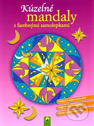 Svojtka Kouzelné mandaly s barevnými samolepkami cena od 94 Kč