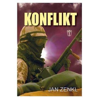 Jan Zenkl: Konflikt cena od 194 Kč