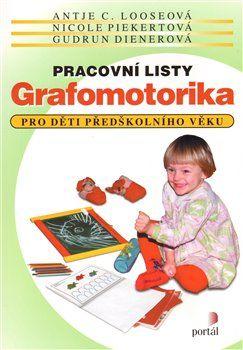 Grafomotorika - pracovní listy cena od 119 Kč