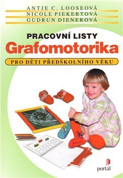 Kolektiv autorů: Grafomotorika - pracovní listy cena od 119 Kč