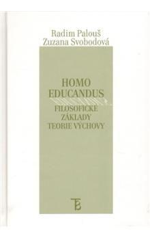 Radim Palouš, Zuzana Svobodová: Homo educandus cena od 148 Kč