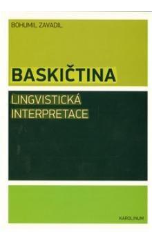Bohumil Zavadil: Baskičtina cena od 293 Kč