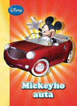 EGMONT Mickeyho Auta cena od 85 Kč