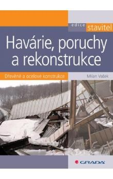 Milan Vašek: Havárie, poruchy a rekonstrukce cena od 125 Kč