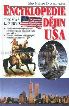 Thomas L. Purvis: Encyklopedie dějin USA cena od 0 Kč