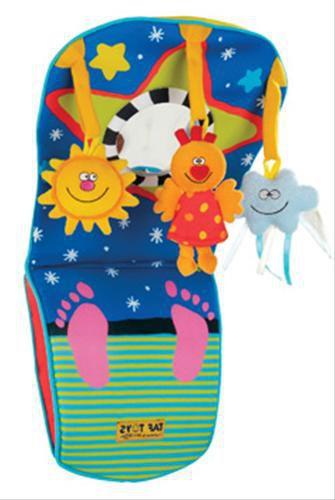 Taf Toys Hudební pultík do auta pro veselé nožičky