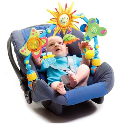 Tiny Love Hrazda na kočárek Sluníčko cena od 644 Kč