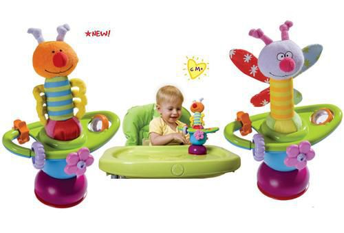 Taf Toys Hračka s přísavkou Veselý brouček cena od 395 Kč