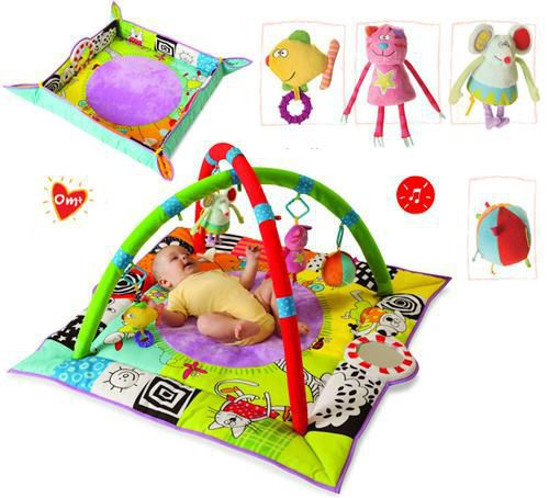 Taf Toys Deka s aktivitami pro novorozence cena od 0 Kč