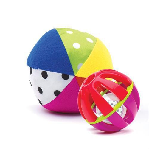 Sassy Zvonicí míčky malý & velký