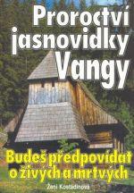 Ženi Kostadinova: Proroctví jasnovidky Vangy cena od 120 Kč