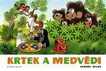 Zdeněk Miler: Krtek a medvědi cena od 71 Kč