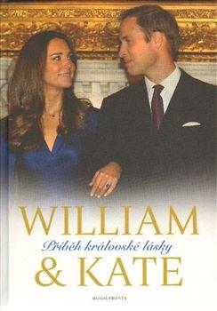 James Clench: William a Kate – Příběh královské lásky cena od 167 Kč