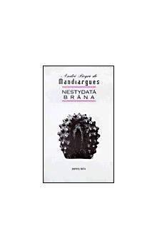 André Pieyre de Mandiargues: Nestydatá brána cena od 128 Kč