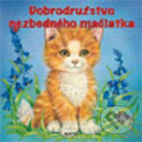 Dobrodružstvo nezbedného mačiatka cena od 67 Kč