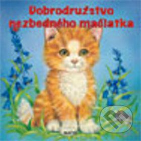 MATYS Dobrodružstvo nezbedného mačiatka cena od 97 Kč