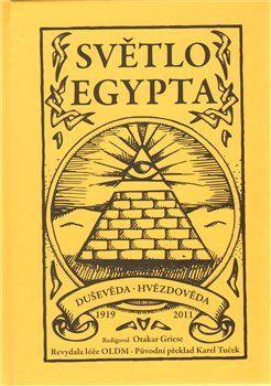 Nakladatelství OLDM Světlo Egypta cena od 210 Kč