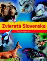 Michael Fokt: Zvieratá Slovenska cena od 140 Kč