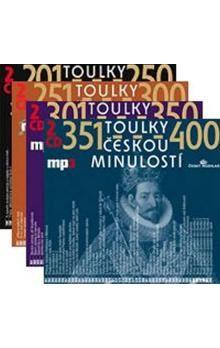 Josef Veselý: Toulky českou minulostí - komplet 201-400 - 8CD/mp3 cena od 641 Kč