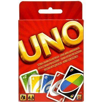 MATTEL UNO - karty