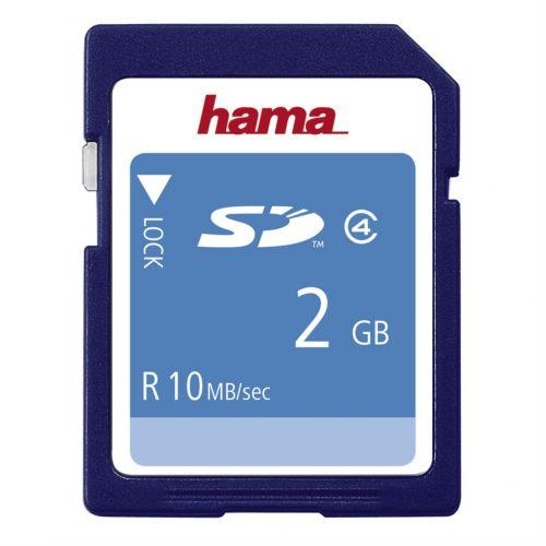 Hama SD 2GB 55377