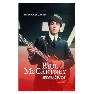 XXL obrazek Peter Ames Carlin: Paul McCartney - Jeden život