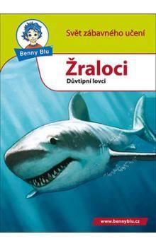 Michael Wolf, Harald Steifenhofer: Benny Blu Žraloci cena od 24 Kč