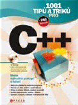 Miroslav Virius: 1001 tipů a triků pro C++ cena od 497 Kč