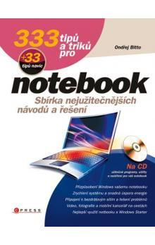 Ondřej Bitto: 333 tipů a triků pro notebook cena od 165 Kč