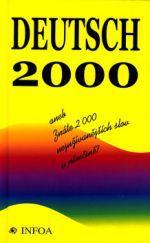INFOA Deutsch 2000 cena od 195 Kč